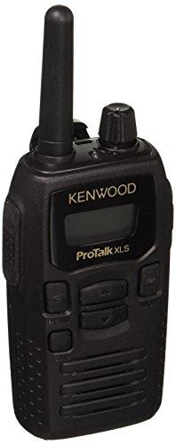 Kenwood TK-3230 ProTalk Portable UHF Business On-Site Two-Way Radio- Black