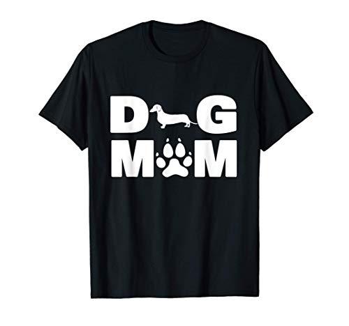 Camisa de Dachshund para el perro Regalo del Día de la Madre Camiseta