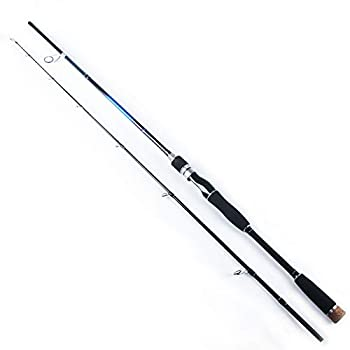 ANGRYFISH AG·Anchovy Fishing Rods,30T+40T X-Shaped Carbon Fiber,Ultra Light,IM6 Graphite Spinning Rod & Casting Rod,2-Piece Fishing Rods for Fresh & Saltwater Spinning,1.8M/5.91FT-MH