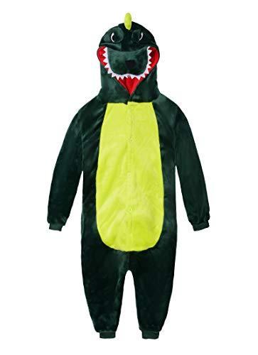 Matt Viggo Disfraz Bebe Carnaval Pijama Disfraz Dinosaurio niño niña,120
