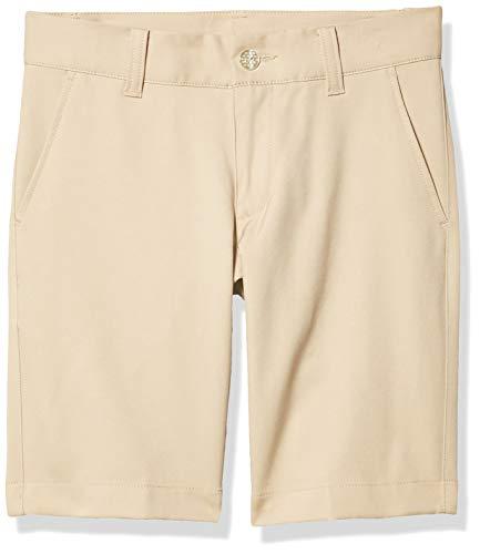 PUMA Golf 2020 Boy's Stretch Short, White Pepper, x Large