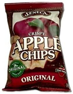 Seneca Original Apple Chips - 2.5 Oz. Bag, [Pack of 5]
