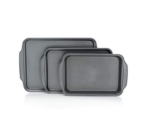 Frigidaire 11FFBAKE02 ReadyCook Bakeware, 3 Piece, Carbon Steel
