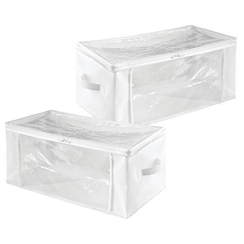 iDesign Storage, 24' x 12' x 10', Set of 2, Large 2 Count