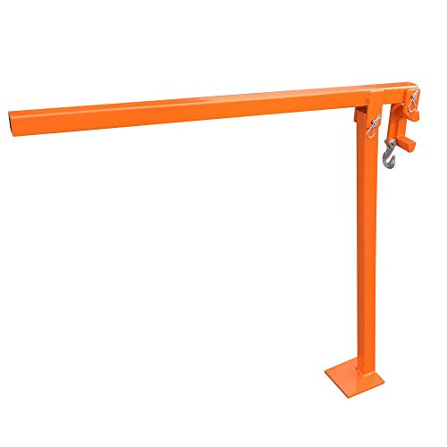 DONOTAG T-Post Puller Fence Post Puller 36 in Post Popper Heavy (36inch)