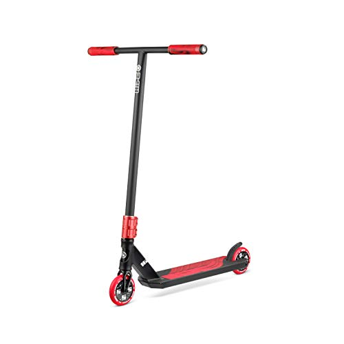 Hipe Patinete Scooter Freestyle H4 (Black/Red)