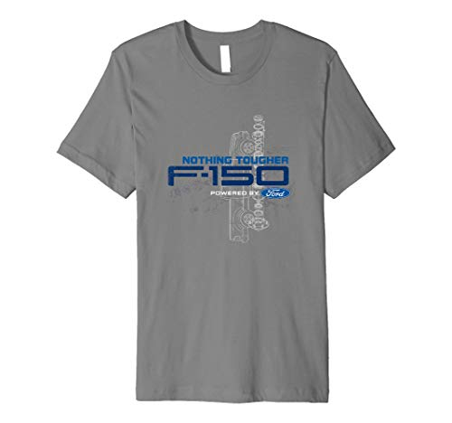 Ford Trucks F-150 Engine Schematic Premium T-Shirt