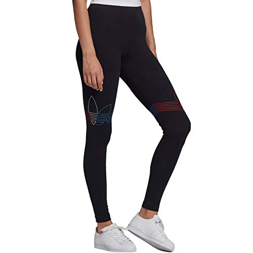 adidas GN2867 Tights Leggings Donna Black 46