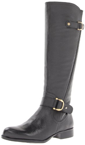 Hot Sale Naturalizer Women's Jersey Knee-High Boot,Black,8.5 M US