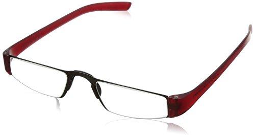 Porsche Design occhiali lettura P8801B - rosso - +2.00 Dpt.