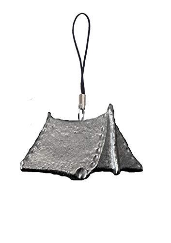Cadeaus Voor Alle Tent Camping FT148 3.2x2.2cm Gemaakt Van Modern Engels tinnen Mobiele Telefoon charme geplaatst door de VS 2016 van DERBYSHIRE Verenigd Koninkrijk.