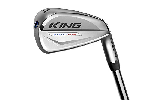 Review Of 2020 Cobra Golf King Utility One Length 4 Iron (Men's Right Hand, Graphite, Stiff Flex, 22...