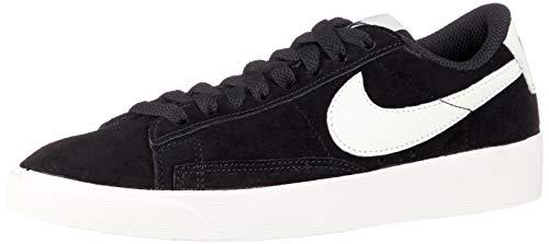Nike W Blazer Low SD, Zapatillas de Baloncesto para Mujer, Multicolor (Black/Sail-Sail 001), 38 EU