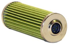 WIX Filters - 33263 Heavy Duty Cartridge Fuel Metal Canister, Pack of 1