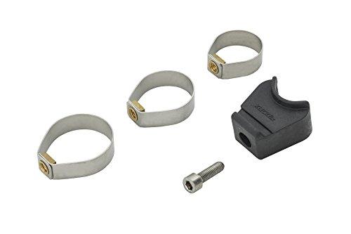 VAUDE  Ersatzteil Contour Adapter für VAUDE Off Road Bag S, Sattelstützentasche, schwarz, one size, 12592