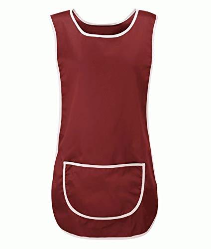 Islander Fashions Premium Wapenrok Tabbard-krab met Pocket Workwear-Overall voor het reinigen van gerechten klein/3X gro.