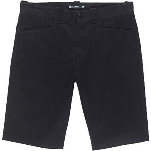 Element Sawyer WK Shorts, Hombre, Flint Black, 2XL