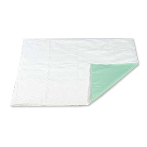 Nobles Reusable/Washable Bed Pads/Underpad High Quality Waterproof Incontinence Underpad - 24x36-2 Pack
