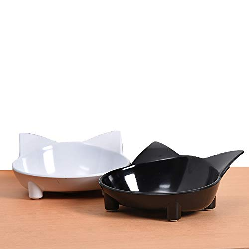 Lorde Set of Shallow Cat Bowls