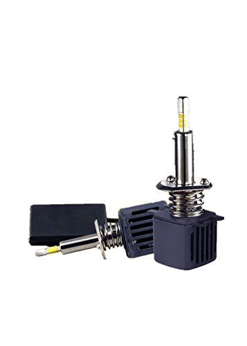 3D 360 LED H4 H7 H1 Bombillas 4 Lados Faros Delanteros De Coche 15000LM SAMSUNG CHIPS Mini H8 H11 9006 HB4 9005 HB3 Lámpara Led Para Automóvil 12V 2PCS Fácil Instalación ( Socket Type : H4 )