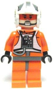 LEGO Star Wars - Minifigur Zev Senesca aus Set 8083