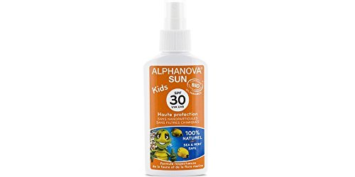 Sun Cream Kids SPF 30 125 ml by Alphanova Sun