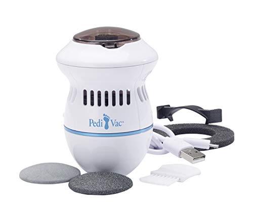 PediVac Vakuum-Hornhautentferner mit Saugfunktion