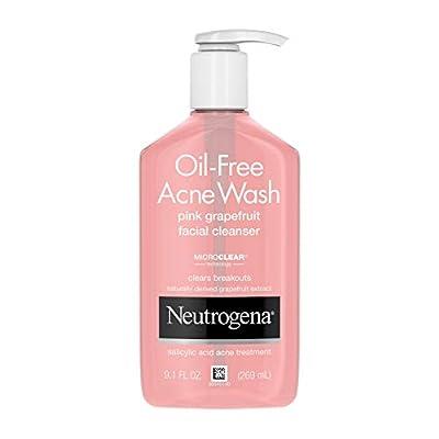 Neutrogena Oil-Free Salicylic Acid