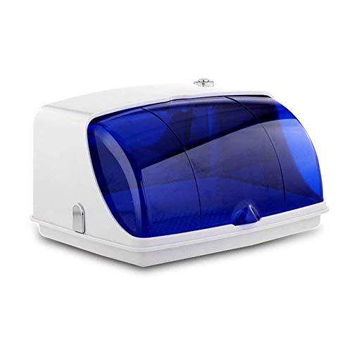 Vogvigo Mini gabinete de desinfección profesional,caja de desinfección UV con luz LED,se puede usar para peine/toalla/ropa interior/teléfono celular/ropa/utensilios de cocina/belleza/Uñas/Peluquería