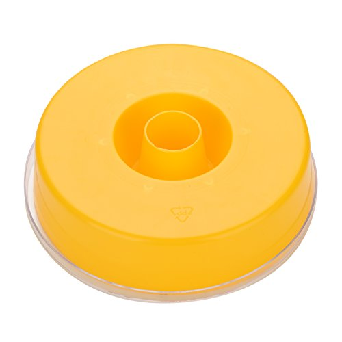 GLOGLOW Bee Feeder Plastic Beehive Water Drinking Bowl Round Hive Top...
