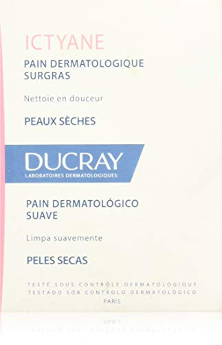 Ducray Ictyane Extra-rich Dermatological Soap 100gr