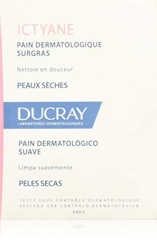 Ducray Ictyane Pastilla Dermatológico Sobregraso 100gr