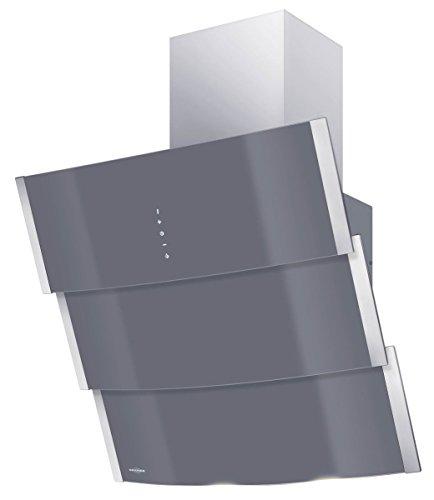 Oranier Kopffrei-Wandhaube Livario Graphit-Grau 60cm