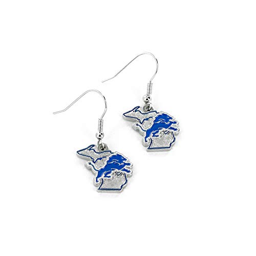 NFL New England Patriots Home State Earrings