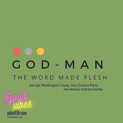 God-Man: The Word Made Flesh cover art