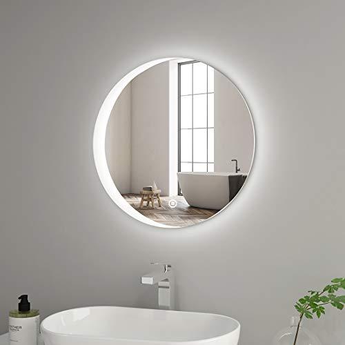 Espejos De Baño Con Led 60Cm espejos de baño  Marca Heilmetz