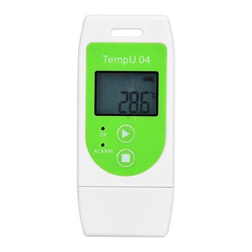 Temperature Data Logger - TempU04 PDF USB Temperature Data Logger Reusable Temperature Recorder (TempU04)