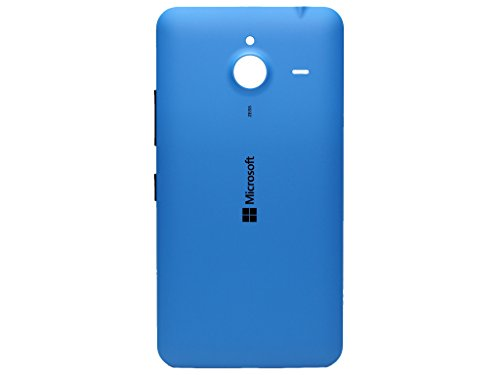 Microsoft Lumia 640 XL Akkudeckel cyan