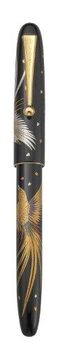 PILOT Namiki Nippon Art Collection Fountain Pen, Golden Pheasant Design Barrel, Medium Nib (60507)