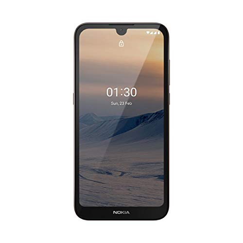 Nokia 1.3 5.71 Inch Android UK SIM-Free Smartphone with 1 GB RAM and 16 GB Storage (Dual SIM) - Sand