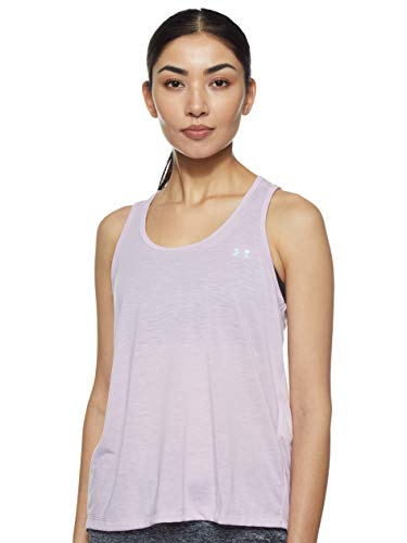 Under Armour Whisperlight Tie Back Tank Tanque Mujer