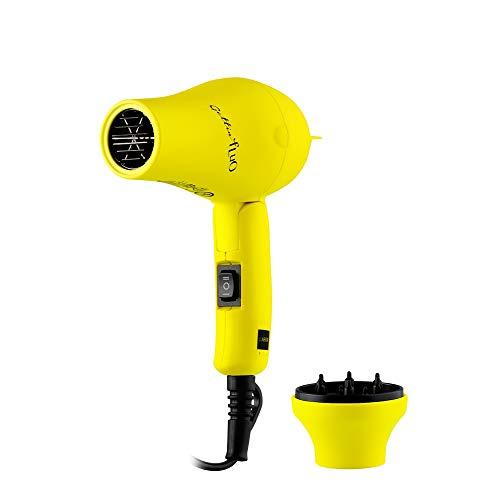 Mini Phon da Viaggio con Diffusore - Gettin Fluo Giallo - Labor