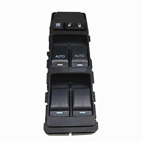 Interruptor de ventana 04602781AA Master Power Elevalunas delantero interruptor para Chrysler 200 300 ajuste para Dodge Avenger Fit para Jeep Grand Cherokee Commander