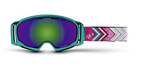K2 Skis Damen Skibrillen Captura-Octic Mirror, Tribe, One Size