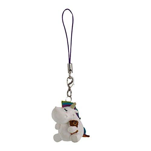Pummeleinhorn 44400 Sammelfigur Schlüsselanhänger Teddy