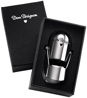 Dom Perignon Champagne Bottle Stopper Resealer fits for 0.75l Standard and 1.5l Magnum Bottles