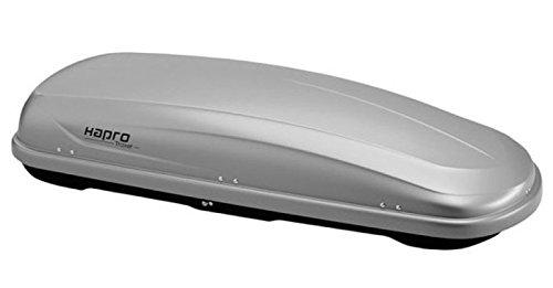 Dachbox Traxer 6.6 Silbergrau 410 Liter 25903