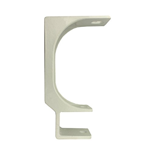 ALEKO CBRAWNING Ceiling Mounting Bracket for Retractable Awnings 8 x 2 x 2 Inches White