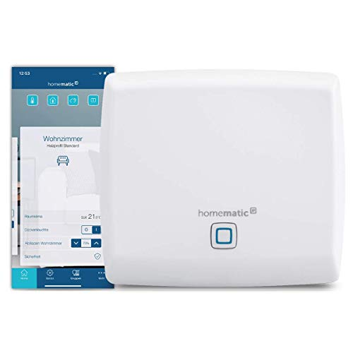 Homematic IP Access Point - Smart Home Gateway mit kostenloser App und Sprachsteuerung über Amazon Alexa