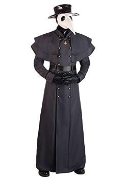Best black plague costume Reviews